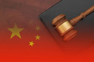 china export control law